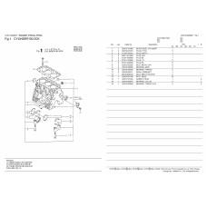 Блок цилиндров в сборе 3TN84L-RTBA