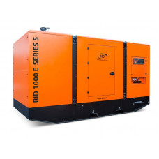Дизельный генератор RID 1000E-SERIES-S
