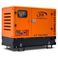 Дизельный генератор RID 10/1E-SERIES-S