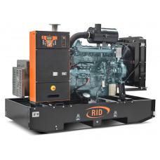 Дизельный генератор RID 130B-SERIES
