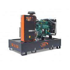 Дизельный генератор RID 150V-SERIES