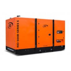 Дизельный генератор RID 500B-SERIES-S