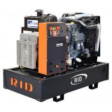 Дизельный генератор RID 80S-SERIES