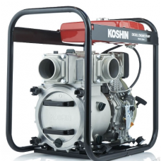 Дизельная мотопомпа Koshin KTY-100D