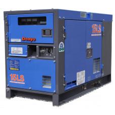 Дизельный генератор DENYO DCA - 15LSK