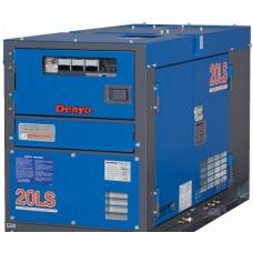 Дизельный генератор DENYO DCA - 20LSK