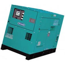 Дизельный генератор DENYO DCA - 45ESI