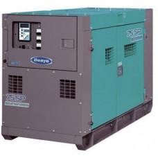 Дизельный генератор DENYO DCA - 75SPI