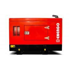 Дизельный генератор Energo ED13/230 Y-SS