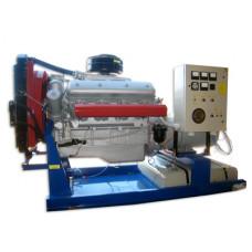 Дизель генератор ЯМЗ 120 кВт с двигателем ЯМЗ 238М2