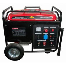 Сварочный генератор DDE DPW200