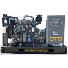 Дизель генератор CTG AD-165RE
