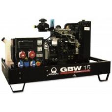 Дизель генератор PRAMAC GBW 15 P
