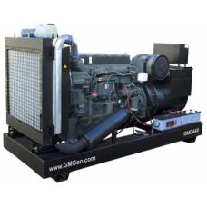 Дизель генератор GMGen Power Systems GMD440