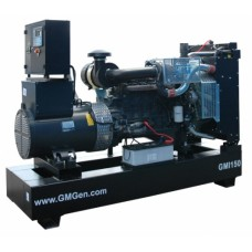 Дизель генератор GMGen Power Systems GMI150