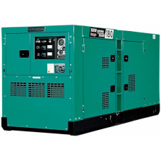 Дизель генератор Denyo DCA 125SPK3