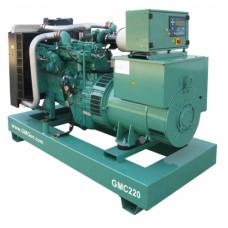 Дизель генератор GMGen Power Systems GMC220