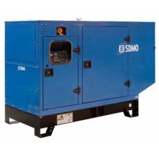 Дизель генератор SDMO J66K-IV