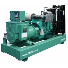 Дизель генератор GMGen Power Systems GMC330