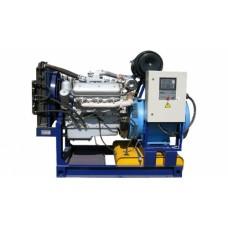 Дизель генератор ЯМЗ 100 кВт с двигателем ЯМЗ 238М2