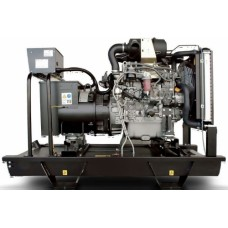 Дизель генератор JCB G17X