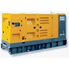 Дизель генератор Atlas Copco QAS 500 (400 кВт) SD