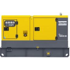 Дизель генератор Atlas Copco QAS 30 (24 кВт)