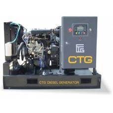 Дизель генератор CTG AD-42RE