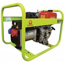 Дизель генератор PRAMAC E6000 3 фазы