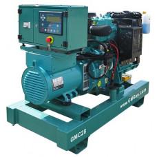 Дизель генератор GMGen Power Systems GMC28
