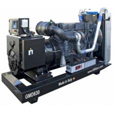 Дизель генератор GMGen Power Systems GMD630
