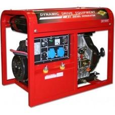 Сварочный генератор DDE DDW190AE