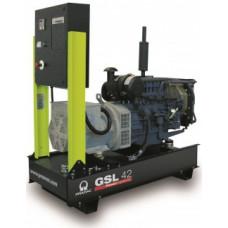 Дизель генератор PRAMAC GSL 42 D