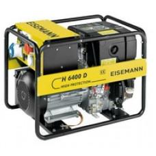 Дизель генератор Eisemann H 6400 D