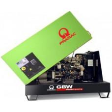 Дизель генератор PRAMAC GBW 15 P в кожухе