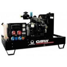 Дизель генератор PRAMAC GBW 45 P