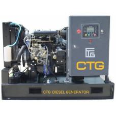 Дизель генератор CTG AD-13YA