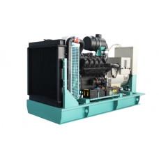 Дизель генератор КАМА К-150S на двигателе КамАЗ