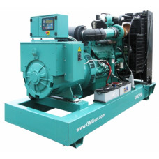 Дизель генератор GMGen Power Systems GMC450