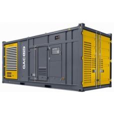 Дизель генератор Atlas Copco QAC 1250 (1000 кВт)