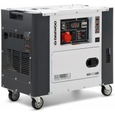 Дизель генератор Daewoo DDAE 10000DSE-3