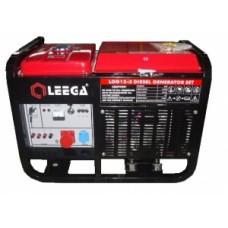 Дизель генератор Leega LDG12