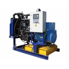 Дизель генератор ЯМЗ 60 кВт с двигателем ЯМЗ 236М2