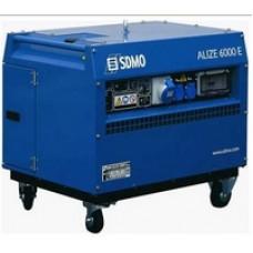 Бензогенератор SDMO ALIZE 6000 E