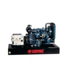 Дизель генератор Europower EP 183 TDE