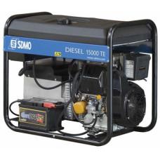 Дизель генератор SDMO Diesel 15000 TE XL C