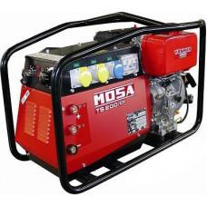 Сварочный генератор MOSA MOSA TS 200 DS/CF