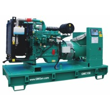 Дизель генератор GMGen Power Systems GMC150
