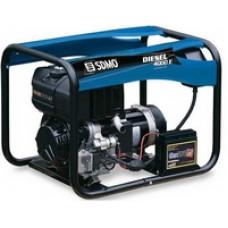 Дизель генератор SDMO Diesel 4000 E XL C