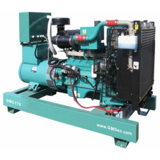 Дизель генератор GMGen Power Systems GMC170